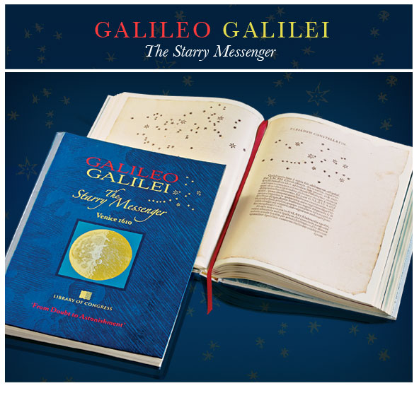 Galileo Galilei - The Starry Messenger